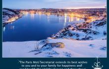 Season's Greetings from the Paris MoU Secretariat